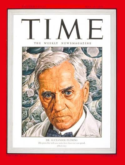 a history of the invention of penicillin by alexander fleming Sir alexander fleming, who discovered penicillin, died suddenly at his home in chelsea, london, yesterday after a heart attack he was 73 he joined the bacteriological department of st mary's.