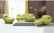 Ugly green furniture