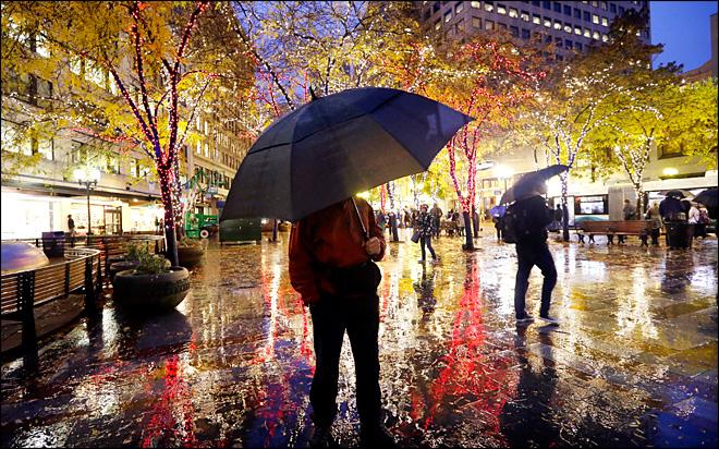 Seattle rain - KOMO news